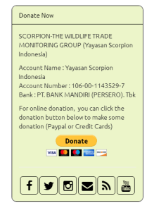 donate to scorpion