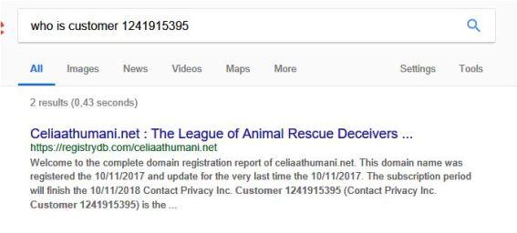 who is celia athumani dot net