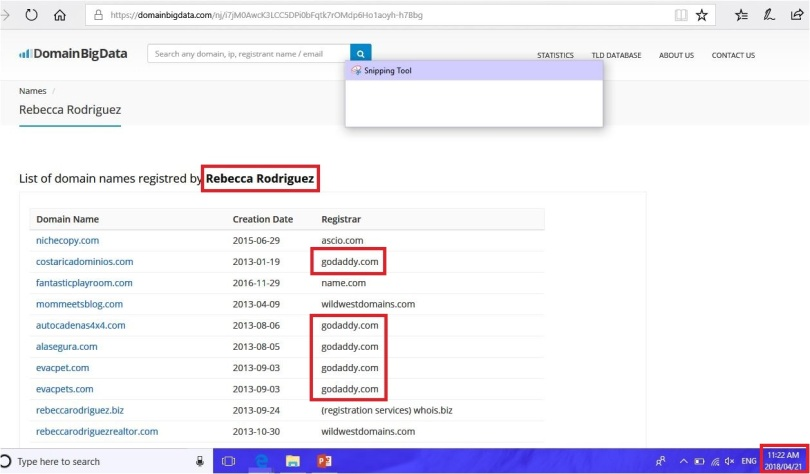 reb domain list 2