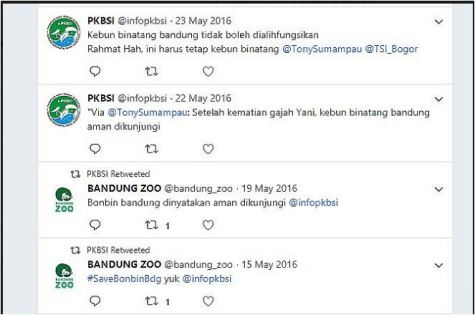pkbsi working with bandung since may 2016