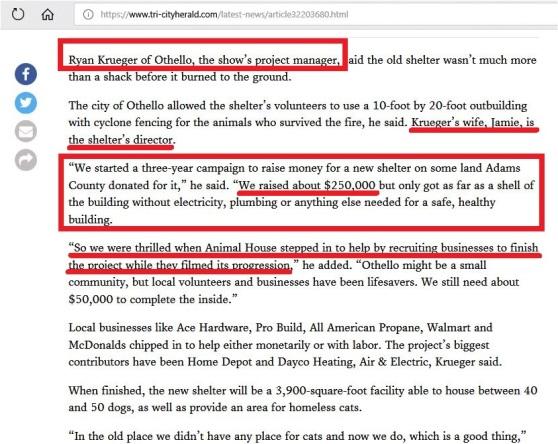 othello rebuild a shelter news article 1d