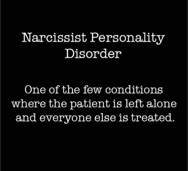 narcc personality