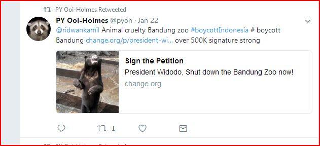 ooi boycott indonesia